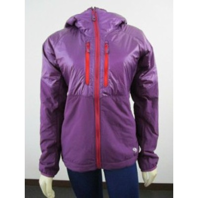 Mountain Hardwear マウンテンハードウェア ファッション 衣類 NWT Womens M Mountain Hardwear Kor Strata Alpine Hoody Insulated Jack