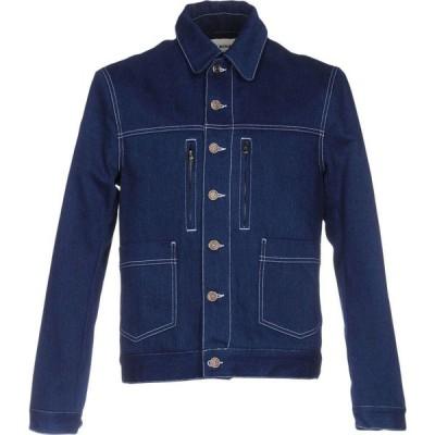 ウミット ベナン UMIT BENAN メンズ ジャケット Gジャン アウター denim jacket Blue