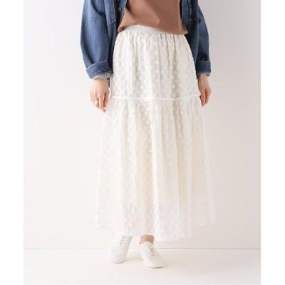 【イエナ/IENA】 【MARILYN MOON/マリリンムーン】ドットスカート