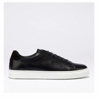 リース Reiss メンズ シューズ・靴 Finly Lw Tp Cw Sn99 Black