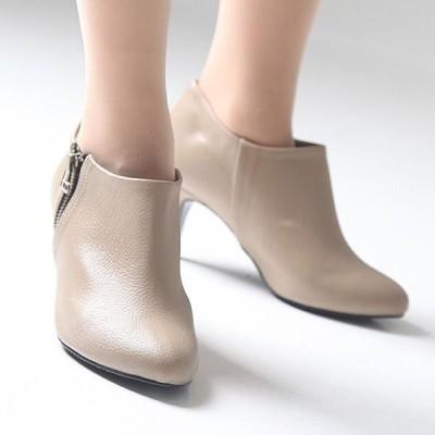 ブーティ アンクルブーティー ポインテッドトゥ ショートブーティ ブーティ 2015 春夏 新作 アリス レディース 婦人靴