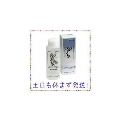 ひのき炭黒泉温泉化粧水210ml