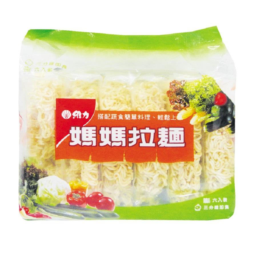 維力媽媽拉麵(袋)70gX6