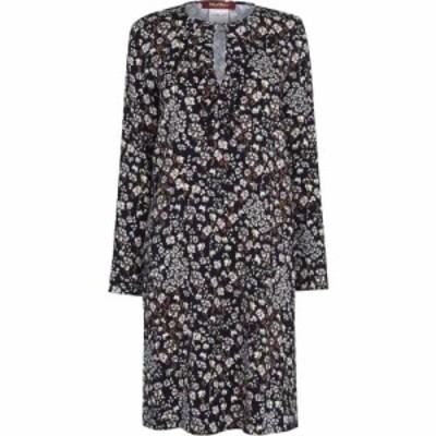 マックスマーラ Max Mara Studio レディース ワンピース シフトドレス ワンピース・ドレス Favella Shift Dress Blu