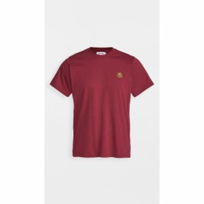 ケンゾー KENZO メンズ Tシャツ トップス tiger crest t-shirt Magenta