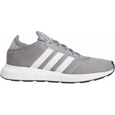 アディダス メンズ スニーカー シューズ adidas Men's Swift Run X Shoes Grey/White/Black