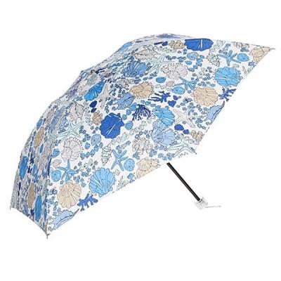ジルスチュアート 傘 折りたたみ傘 貝殻 シェル レイングッズ