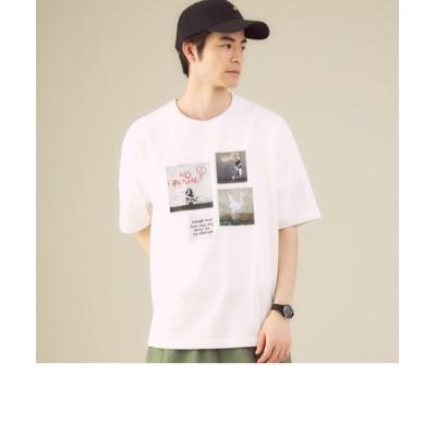 ★★ 別注 [ ブランダライズド ] BRANDALISED GLR photo 半袖 Tシャツ 男女兼用 ユニセックス