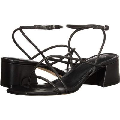 マーク フィッシャー Marc Fisher LTD レディース サンダル・ミュール シューズ・靴 Jared Black Leather