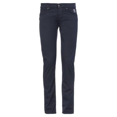 ロイ ロジャース ROŸ ROGER'S パンツ ダークブルー 30 コットン 60% / ポリウレタン® 37% / ポリウレタン 3% パンツ
