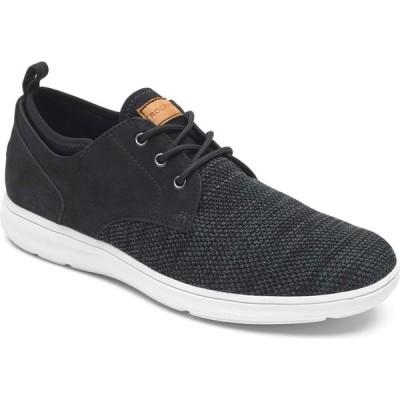 ロックポート ROCKPORT メンズ 革靴・ビジネスシューズ ダービーシューズ シューズ・靴 Zaden Plain Toe Derby Black Nubuck