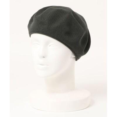 BAG IN THE DAY / 《RACAL》クラシックニットベレー帽 WOMEN 帽子 > ハンチング/ベレー帽