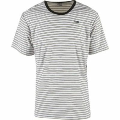 ハーレー Hurley メンズ Tシャツ トップス Feeder Stripe T-Shirt White