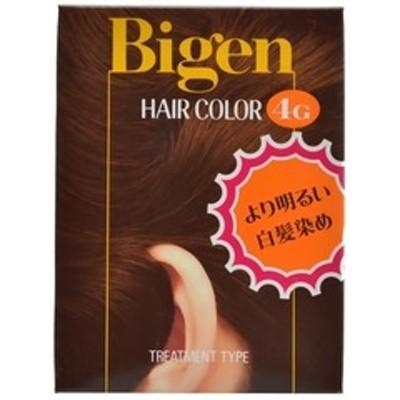 ビゲン ヘアカラー 自然な栗色 4G (40ml+40ml)