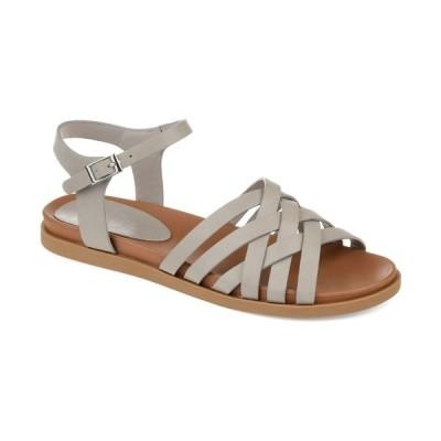 ジャーニーコレクション サンダル シューズ レディース Women's Kimmie Sandals Grey