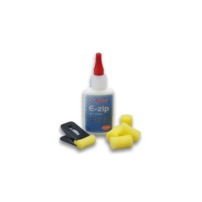 ニッタク Nittaku 卓球ラバー用水溶性接着剤 E-ジップ NL-9100 50ml x 6個入り(S)