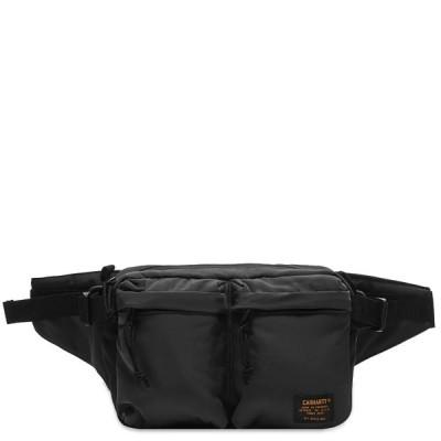 海外直輸入 正規品 Carhartt WIP カーハート Military Hip Bag|ブラック ウエストバッグ ウエストポーチ ボディーバッグ