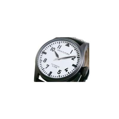 ARCA FUTURA アルカフトゥーラ 腕時計 自動巻き AFPA-BWB