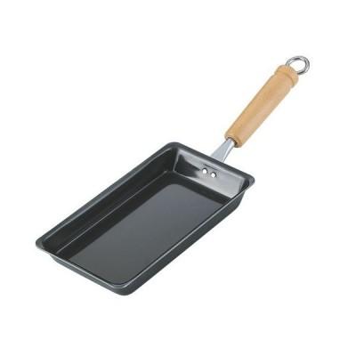 料理道具 厨房用品 / 鉄なべ流 いっきに巻ける!ながーいミニ玉子焼 寸法: 104 x 374 x H70mm