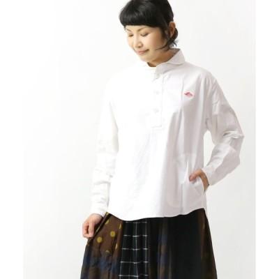 ダントン プルオーバーシャツ ワークシャツ DANTON 2020秋冬新作 レディース 国内正規品