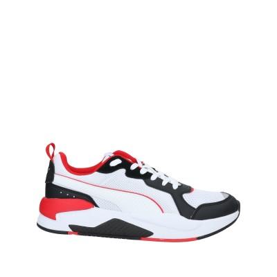 プーマ PUMA スニーカー&テニスシューズ(ローカット) ホワイト 7 紡績繊維 スニーカー&テニスシューズ(ローカット)