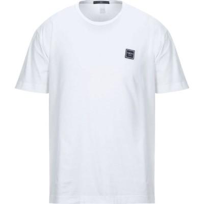 ハイ バイ クレール キャンベル HIGH by CLAIRE CAMPBELL メンズ Tシャツ トップス T-Shirt White