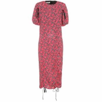マルニ Marni レディース ワンピース ワンピース・ドレス Printed dress Raspberry