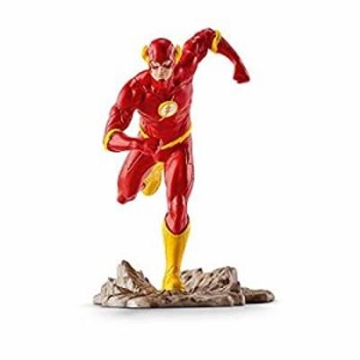 【中古】【輸入品・未使用】Schleich The Flash SL22508 ミニチュアフィギ