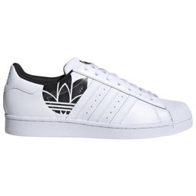 アディダス メンズ スニーカー シューズ adidas Originals Superstar White/Black