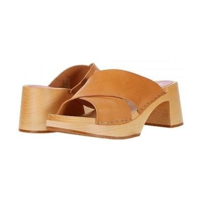 Swedish Hasbeens スウェディッシュハズビーンズ レディース 女性用 シューズ 靴 ヒール Anette High - Nature