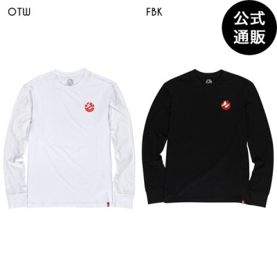 OUTLET 2020 エレメント メンズ GHOSTBUSTERS CRUSHED LS ロンT2020年秋冬モデル 全2色 S/M/L/XL ELEMENT