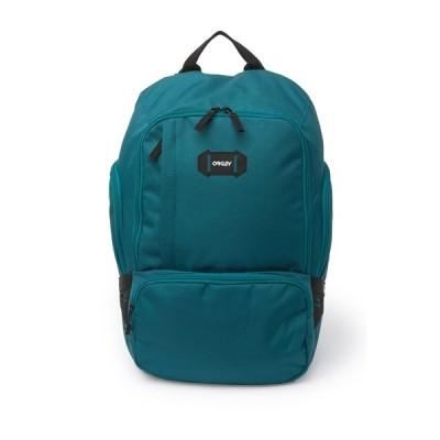 オークリー メンズ バックパック・リュックサック バッグ Street Organizing Backpack PETROL