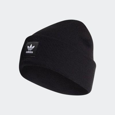 アディダス adidas アディカラー カフ ビーニー / Adicolor Cuff Beanie (ブラック)