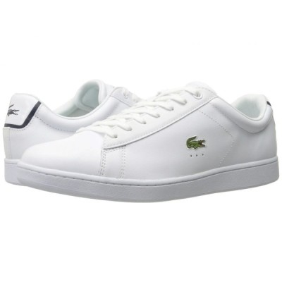 ラコステ Lacoste メンズ スニーカー シューズ・靴 Carnaby EVO BL 1 White