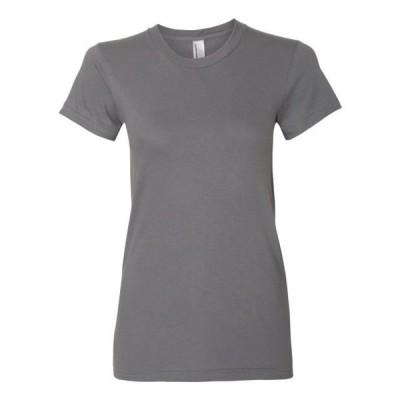 レディース 衣類 トップス American Apparel - Women's Fine Jersey Tee - MOM グラフィックティー