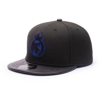 レアル・マドリード キャップ/帽子 SOCCER Cool 3 Snapback Adjustable Hat Fi Collection ブラック