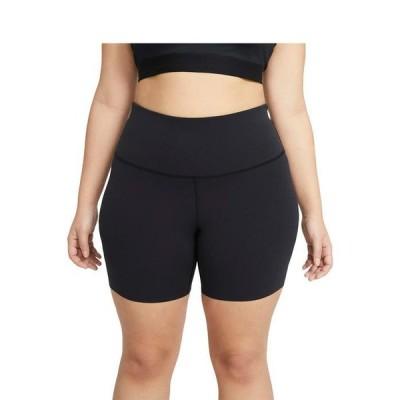"""ナイキ レディース ハーフパンツ・ショーツ ボトムス The Yoga Luxe 7"""" Shorts"""