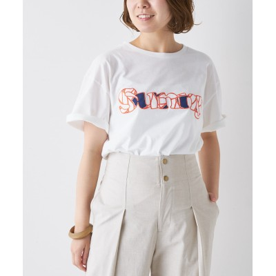 【ELEY KISHIMOTO】ROPEY COTTON Tシャツ