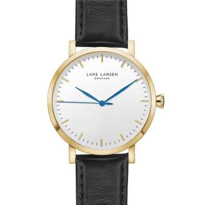 LARS LARSEN ラースラーセン LW43 腕時計 LL143GWBLL ゴールド 新品