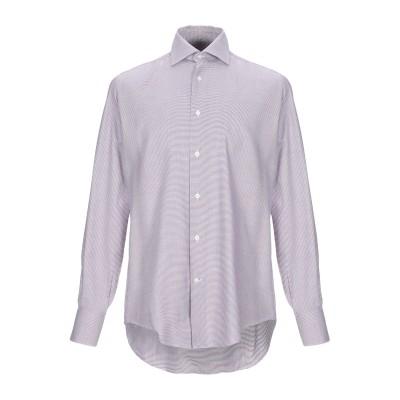 カリバン CALIBAN シャツ レッド 39 コットン 100% シャツ