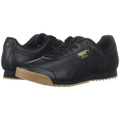 customerAuth Roma Classic Gum メンズ スニーカー 靴 シューズ Puma Black/Puma Team Gold