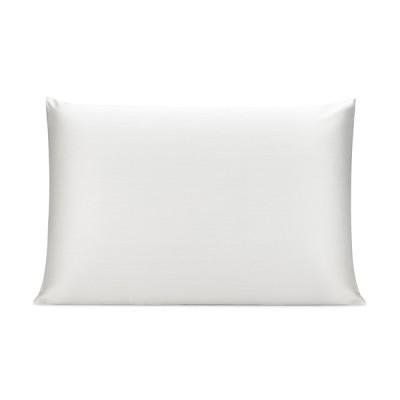 LULUSILK シルク枕カバー 100%蚕糸 50x70cm 1個 19匁シルク 封筒式 シルク100% 美容 保湿 髪 可愛い 美肌 美