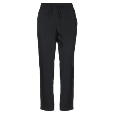 アトス ロンバルディーニ ATOS LOMBARDINI パンツ ブラック 44 レーヨン 97% / ポリウレタン 3% パンツ