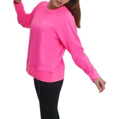 ダナ キャラン ニューヨーク レディース シャツ トップス Sport Sweatshirt