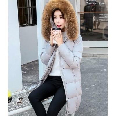 ライン防寒暖かい軽いダウンジャケット大きいサイズ上品秋冬新作