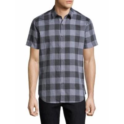 セオリー メンズ カジュアル ボタンダウンシャツ Zack Grimball Sportshirt