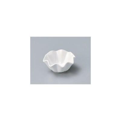 ビュッフェ盛鉢 メラミン ウェーブ丸盛鉢 白 特小 11cm    11.7φ×5.5cm