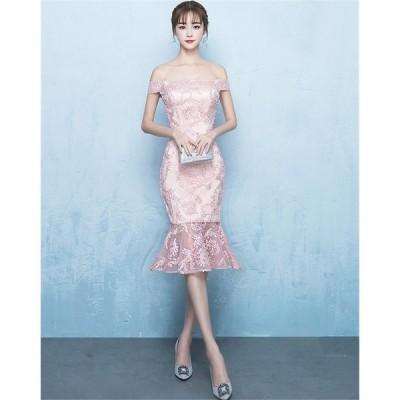 ウェディングドレス ショートドレス パーティードレス 10代 20代 30代 ワンピース おしゃれ フォーマル お呼ばれ カラードレス ワンピ ミニドレス[ピンク ]