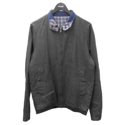 【6月18日値下】ARTS&SCIENCE スウィングトップリバーシブルジャケット ブラック サイズ:3 (渋谷店)