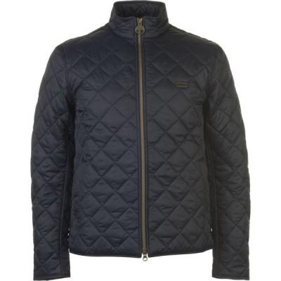 バブアー Barbour International メンズ ジャケット アウター Gear Quilted Jacket Navy